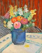 Nuni Dona, Spring Flowers