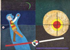 Doru Bucur, Man to the Moon