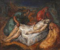 Wanda Sachelarie-Vladimirescu, The Burial
