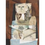Sami Briss, Woman with Bird