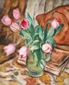 Niculina Delavrancea Dona, Tulip Pot