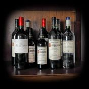 Bordeaux wine collection, 2001/2009/2011, 9b x 0.75l, 2b x 0.375l
