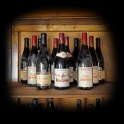 Beaujolais, Moulin-à-Vent and Morgon wine collection, 2000/2002/2005/2013/2015, 11b x 0.75l