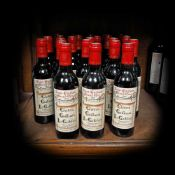 Château Guillemin La Gaffelière, Saint-Émilion Grand Cru, wine collection, 1995, 24b x 0.375l