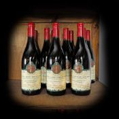 Wine lot Côtes de Nuits Villages, 1999, 11b x 0.75l, limited series, numbered