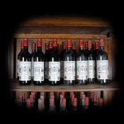 Wine lot Chevalier Tavernier, Bordeaux, red, 1992-1997, 20b x 0.75l