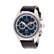 Zenith El Primero Rattrapante wristwatch, menZenith El Primero Rattrapante wristwatch, men, ref