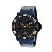 Ulysse Nardin Marine Diver Monaco wristwatch, men, limited edition 68/100Ulysse Nardin Marine D