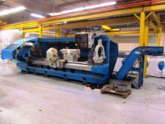 MAXCESS INTERNATIONAL Large Capacity Engine Lathes, Roll Grinding & Bridge Cranes