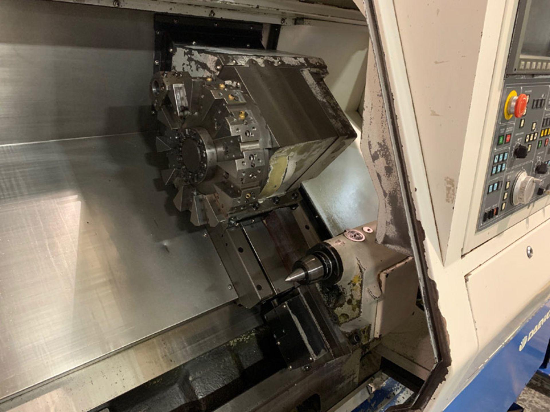Lot 29 - Daewoo Puma 240B CNC Turning Center