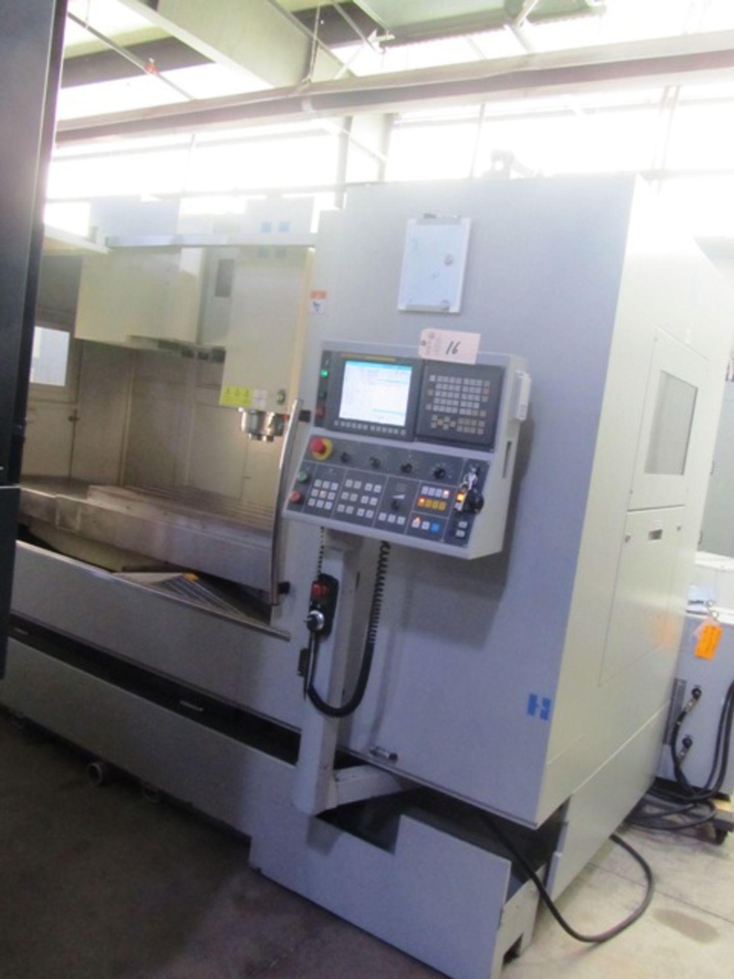 Lot 16 - Bridgeport / Hardinge GX1600 CNC Vertical Machining Center