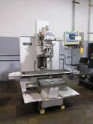 Milltronics Partner Model MB 20 3-Axis CNC Milling Machine