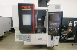 Mazak VCU-400 5X CNC 5 Axis Vertical Machining Center
