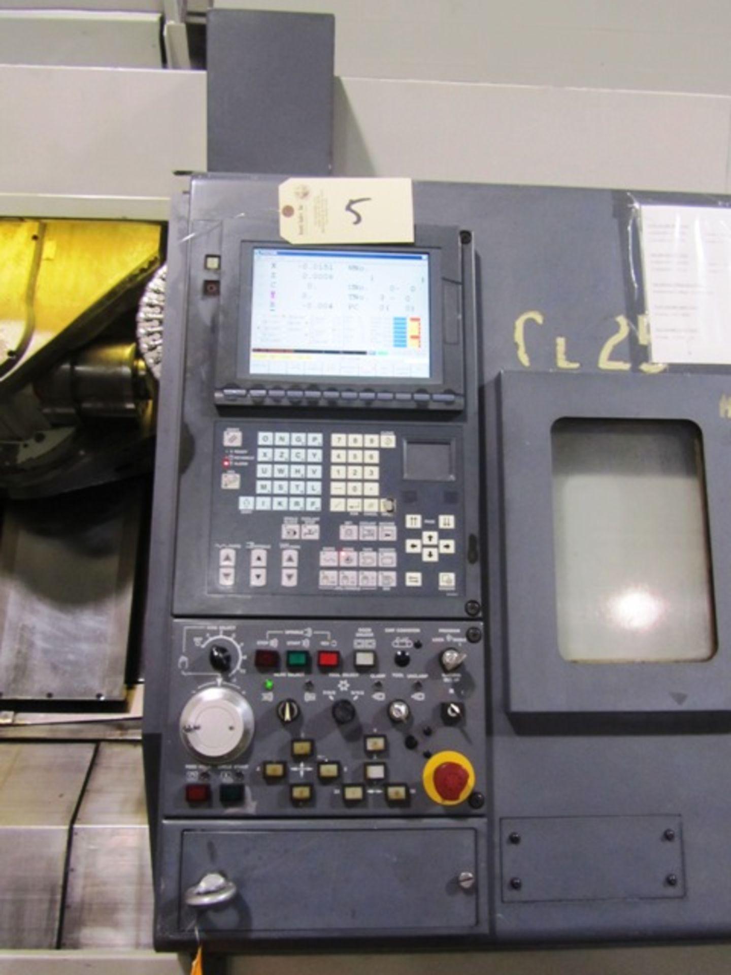 Lot 5 - Mazak Integrex 200SY CNC Multi-Tasking Turning & Milling Center