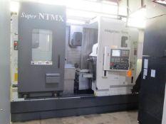 Nakamura Super NTMX Multi-Tasking Center