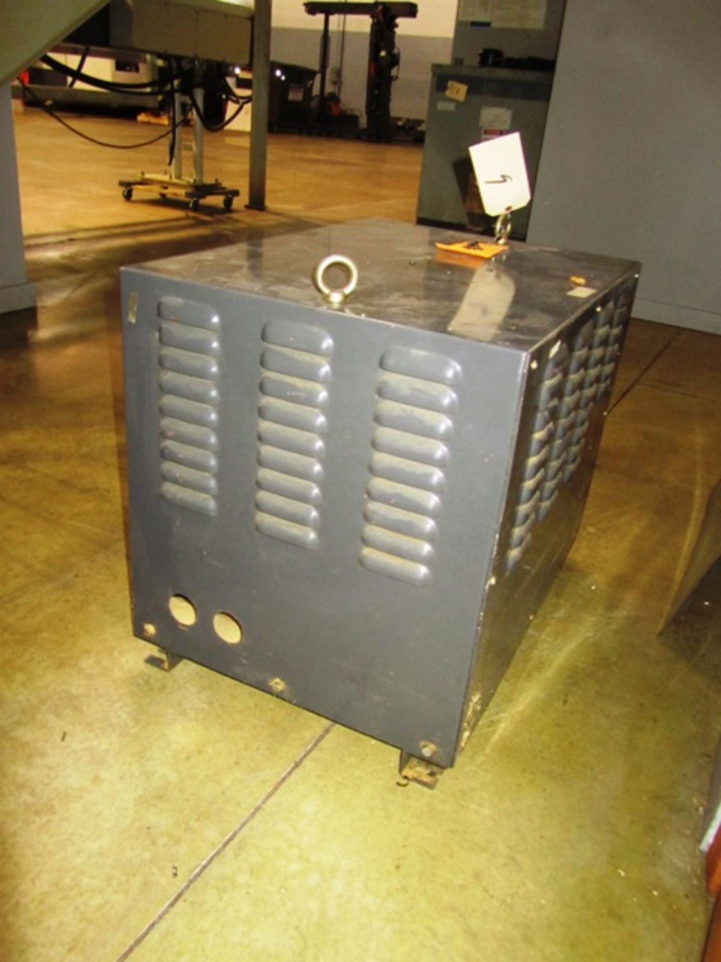 Lot 9 - Basler Electronics Model BE25173-001 55.5 KVA 3 Phase Transformer