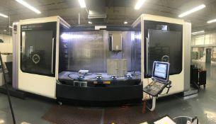 DMG Mori DMF 260II Linear CNC 5-Axis Vertical Machining Center