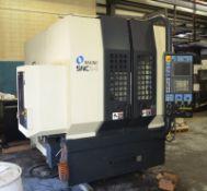 Makino SNC64 High-Speed CNC Vertical Machining Center