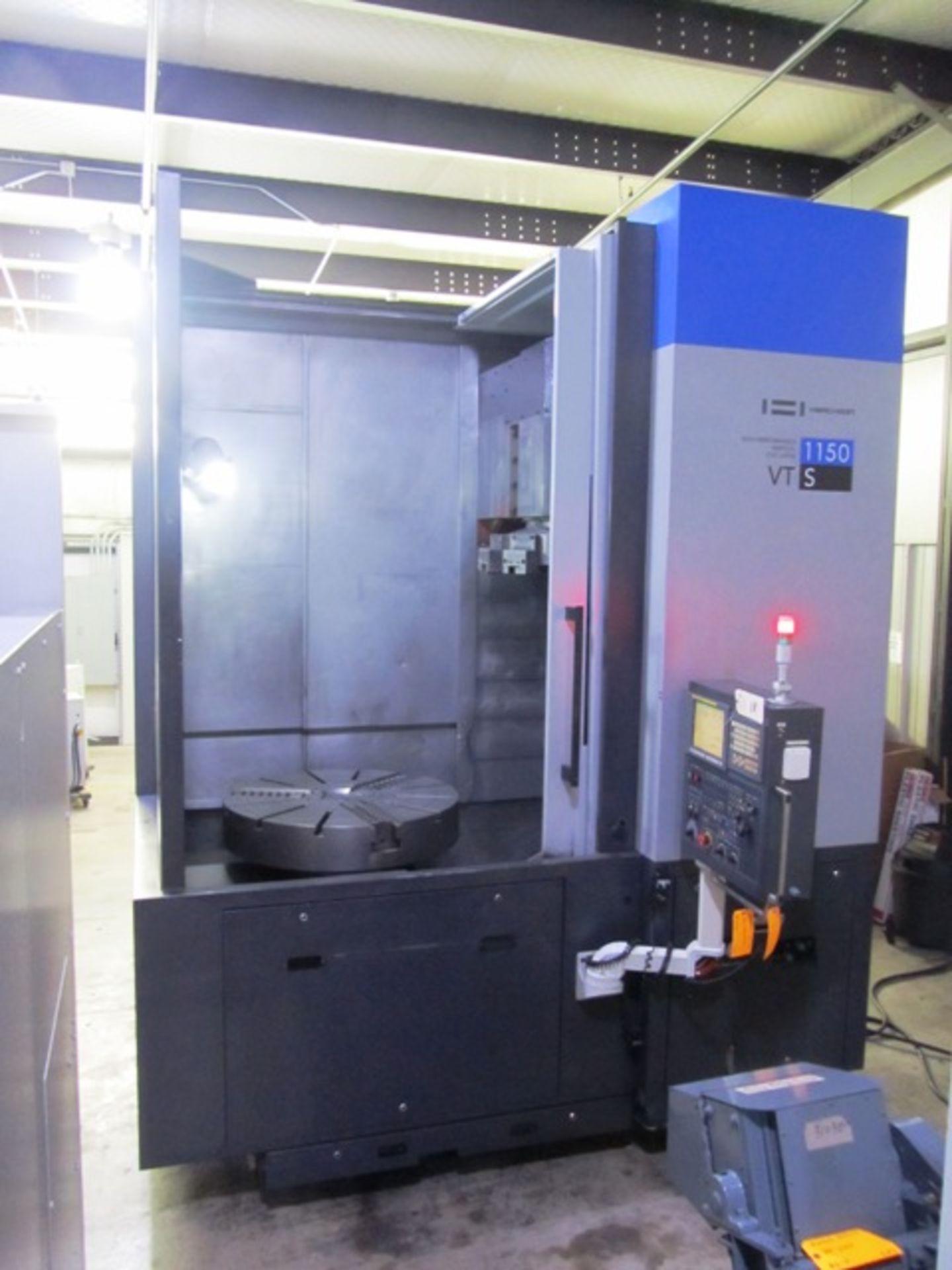 Lot 18 - Hwacheon VTS 1150 CNC Vertical Turning Center