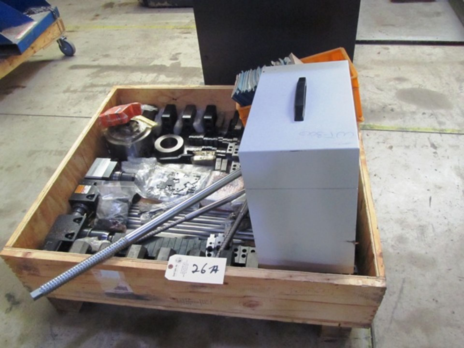 Lot 26A - Assorting Tooling