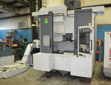 Mori Seiki NV4000 CNC Vertical Machining Center Wired for 4th/5th Axis