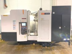 Mazak Nexus HCN 5000 II CNC Horizontal Machining Center