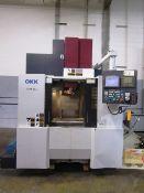 OKK VM 4II CNC Vertical Machining Center