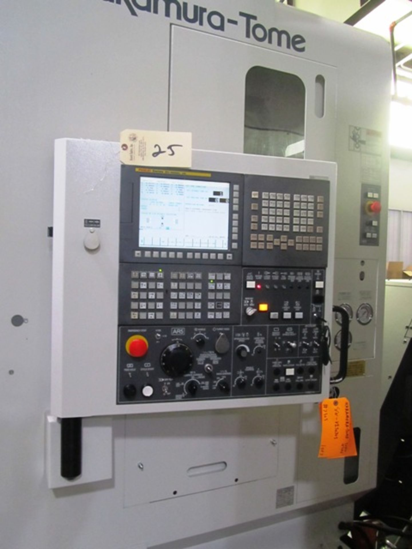 Lot 25 - Nakamura Super NTMX Multi-Tasking Center
