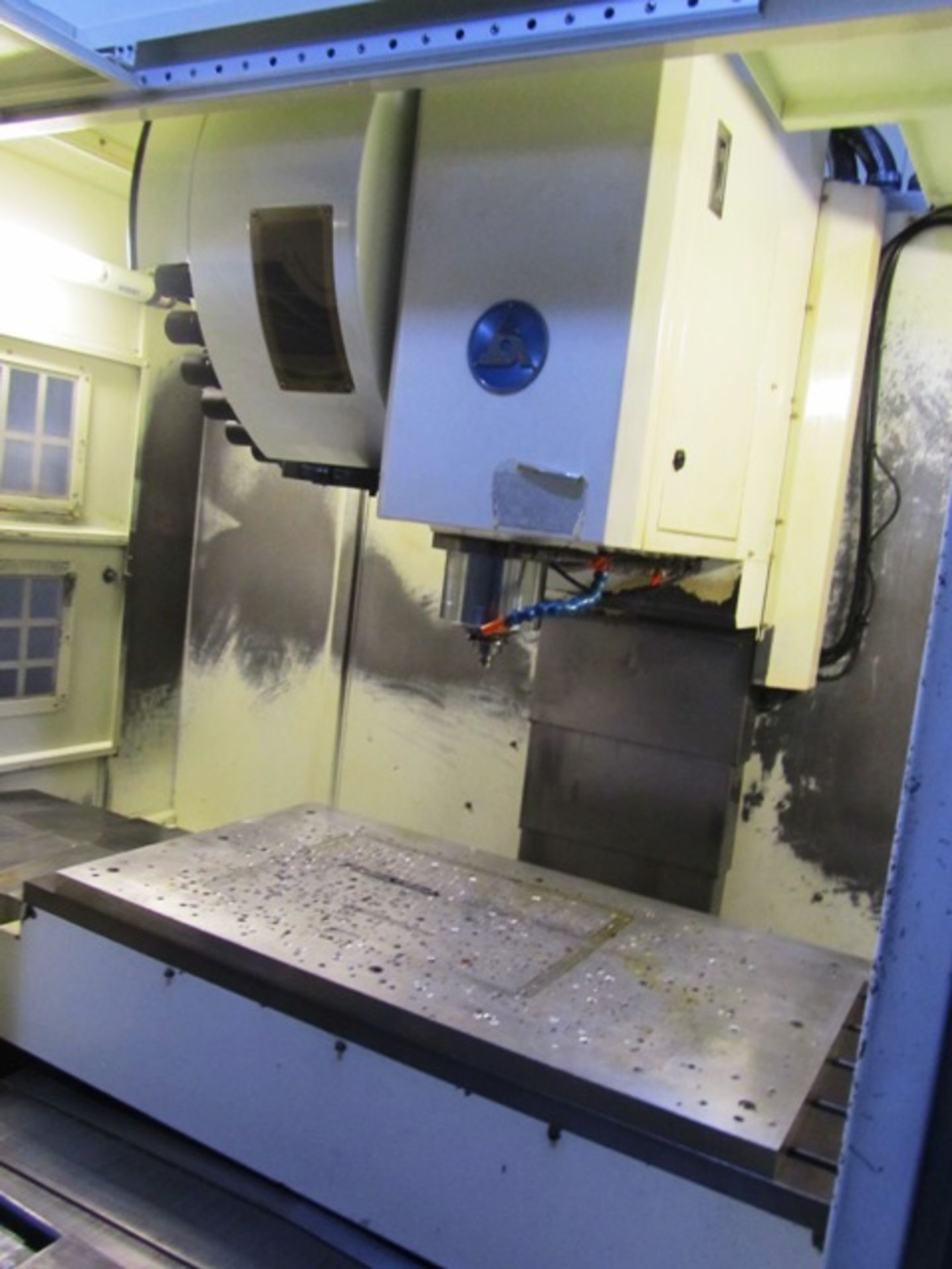 Lot 15 - Kitamura Mycenter 4XD CNC Vertical Machining Center