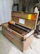 Knaack Model 60 Job Box with Contents