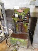 Little Bully Model 404-C-2A 40 Ton Hydraulic Ironworker