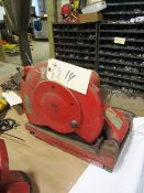Milwaukee 14'' Bench Type Abrasive Chop Saw