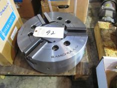 Samchully HCH-15 15'' 3-Jaw Power Chuck with 4.5'' Bore (new)
