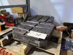 (2) MC16 16'' x 16'' Machining Pallets