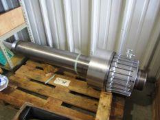 Samchully Cylinder Model SYHL-2816CA-D & Draw Tube, 6-1/2'' Capacity