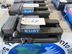Kurt 6'' Milling Vise