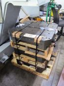 (3) 24-1/2'' x 24-1/2'' Machining Pallets (for Toyoda FH 630)