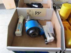 Komet Big Oil Hole Holder, CAT 40 Taper Tool Holders, 5000 Max RPM