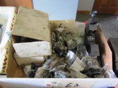 50 Taper Retention Knobs & Tool Setter
