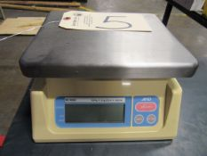 AND SK-1000 Digital Scale