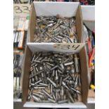 Countersinks, Keyseat Cutters (in 2 boxes)