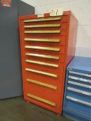 Equipto 10 Drawer Tool Cabinet