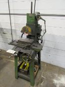 TML New Britain 5'' x 10'' Hand Feed Surface Grinder