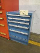 Lista 5 Drawer Tool Cabinet