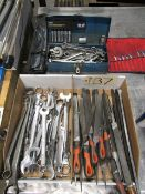 Wrenches, Files