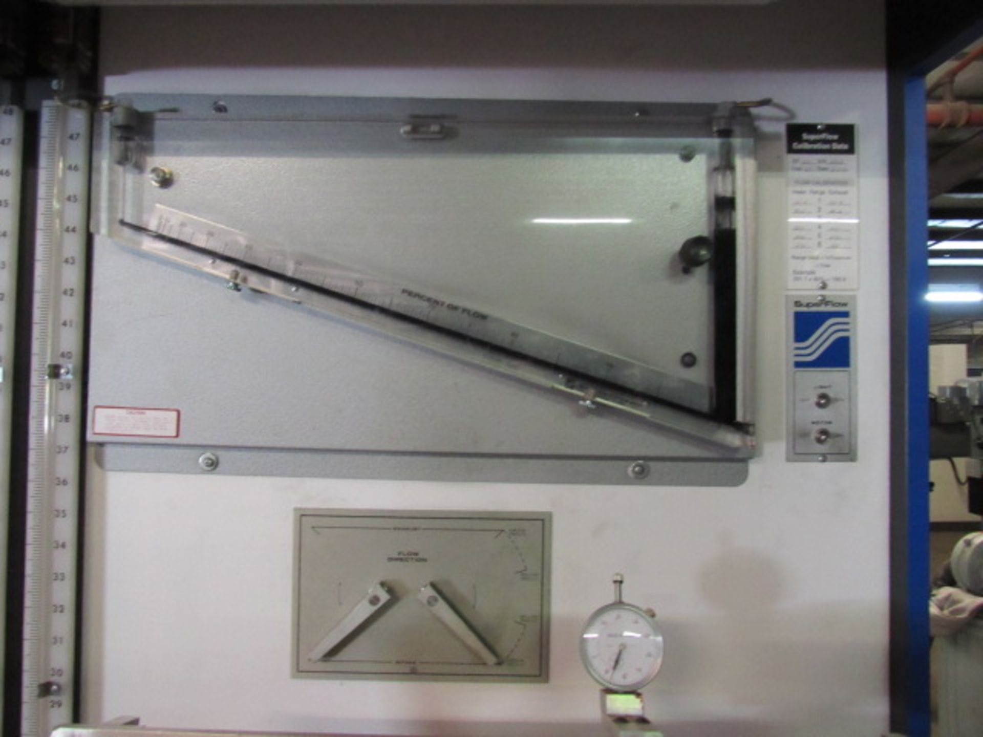 Superflow Model SF-600 Test System - Image 4 of 5