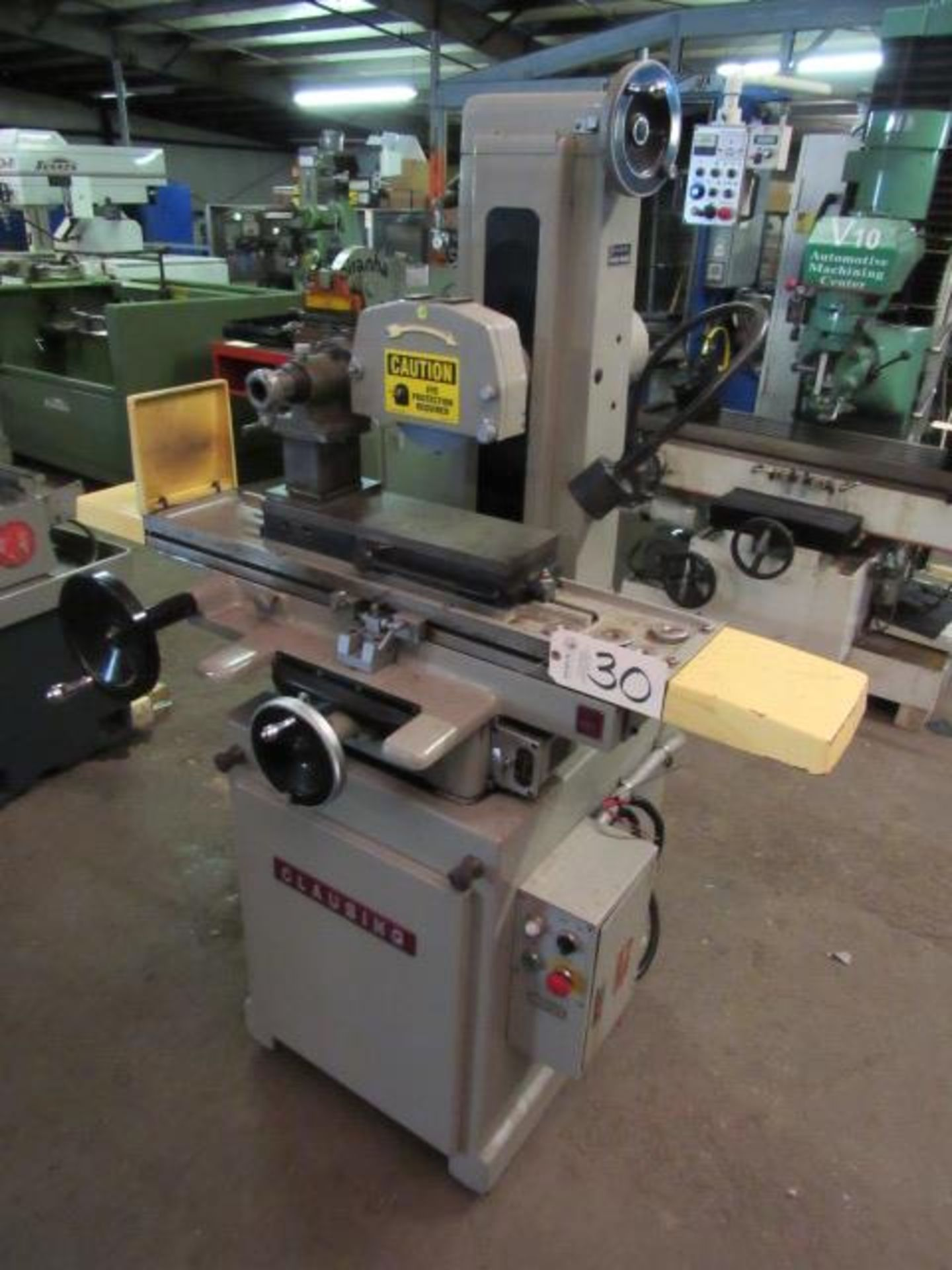 Clausing Model CS-618C 6'' x 18'' Surface Grinder - Image 3 of 3