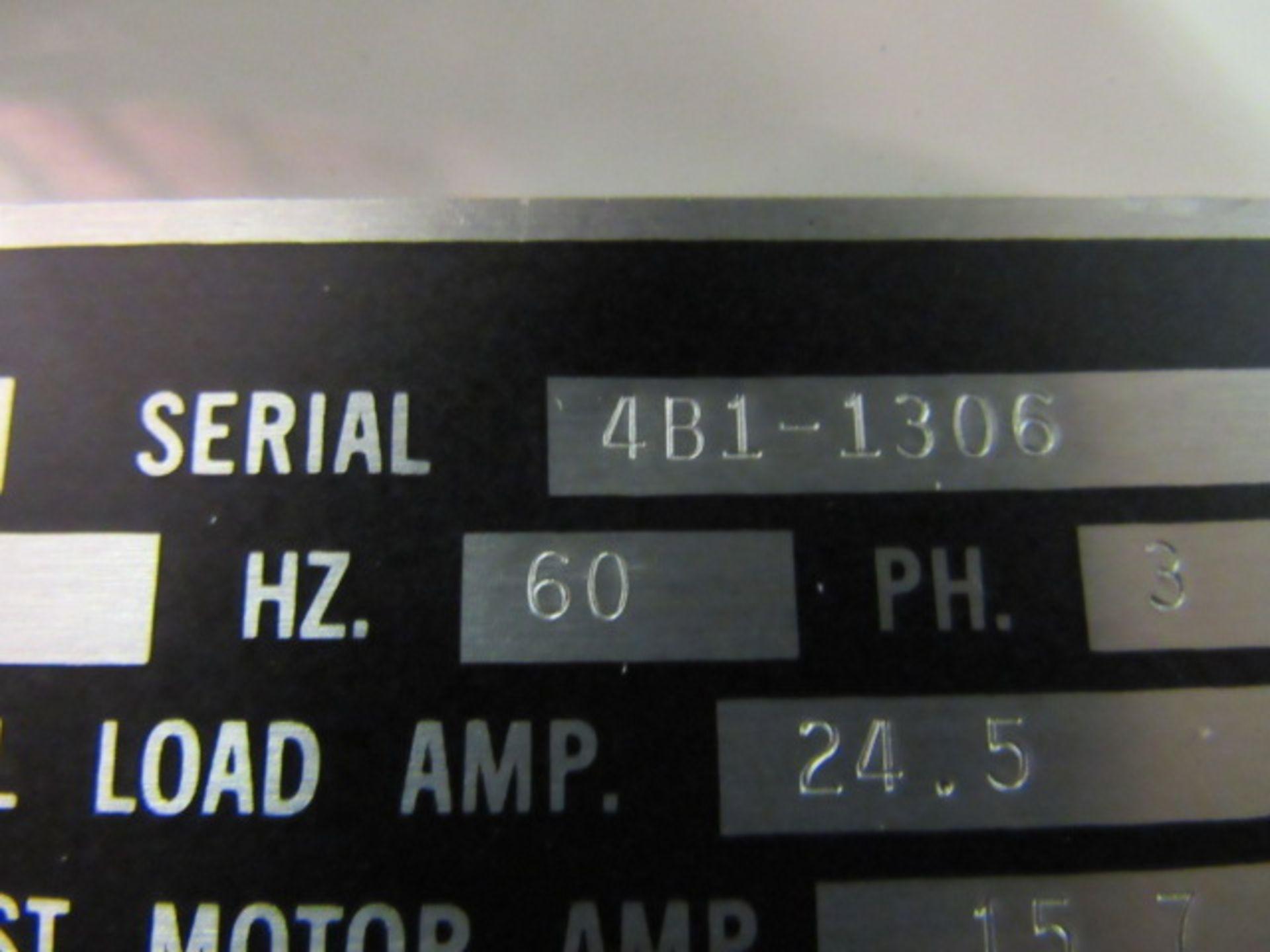 Lot 31 - Sunnen Model CK-21-D Automatic Vertical Honing Machine