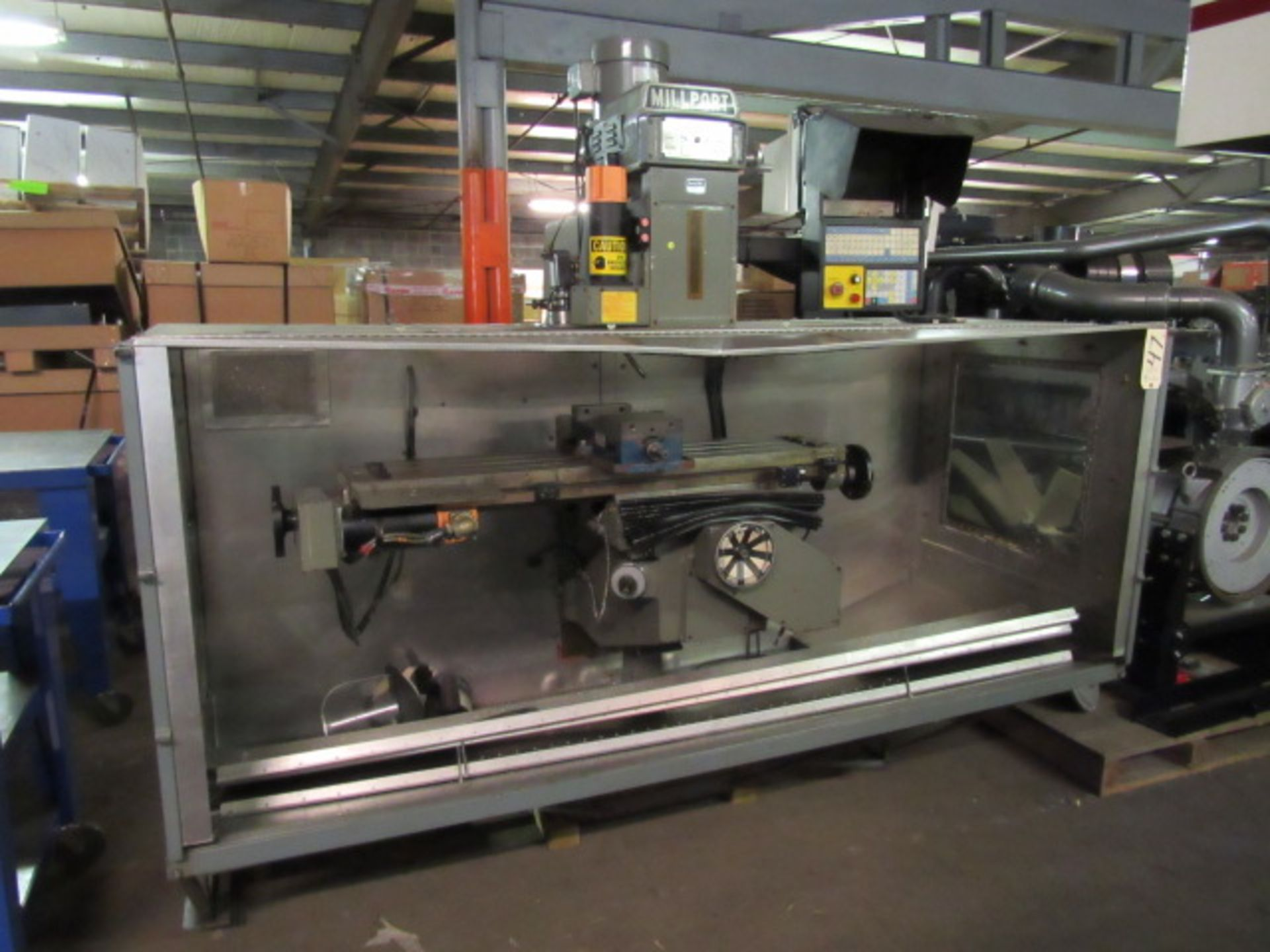 Lot 47 - Millport 3-Axis CNC Milling Machine