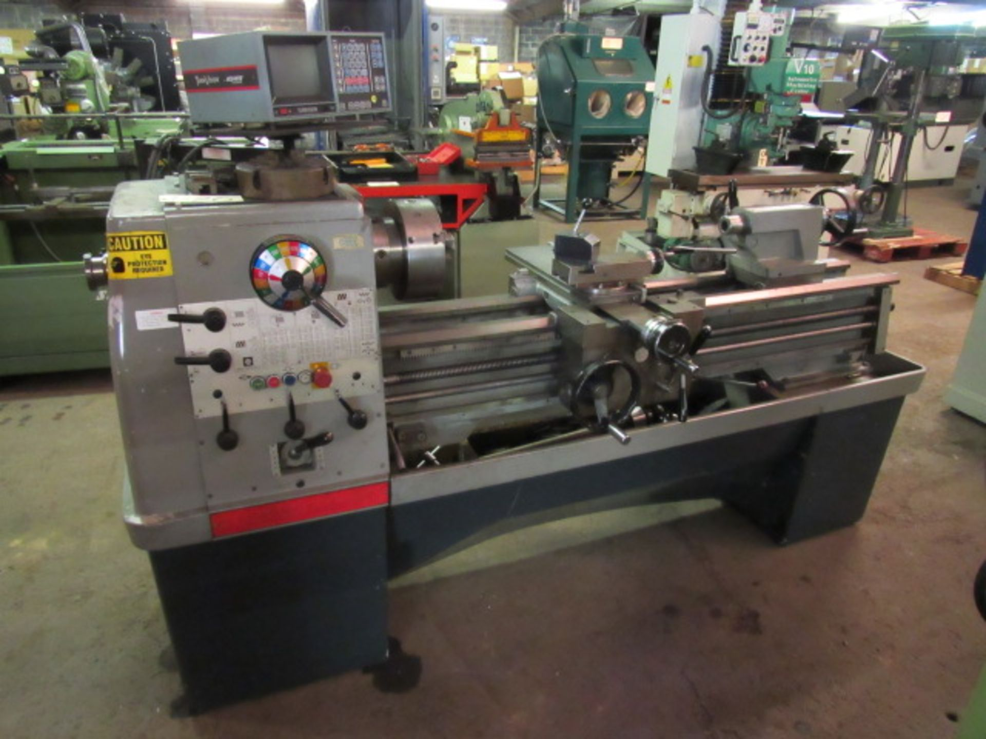 Lot 20 - Clausing-Colchester 15'' Engine Lathe